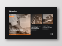 Architecture Website News Section