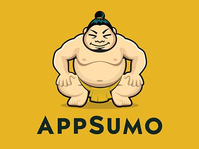 AppSumo Logo appsumo mascot logo sumo