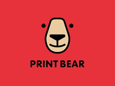 Print Bear Logo