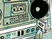 Tape Head Meets The Boombox