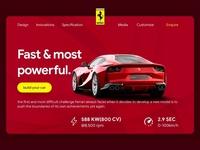 Landing Web Page