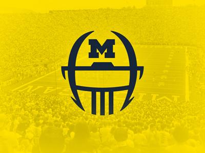 Adidas Football Helmet 3 stripes adidas football michigan wolverines ncaa helmet sports logo