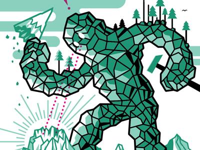 Rock Hound monster gems jewels rocks wasatch mountains