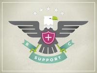 Big Cartel Support Troops