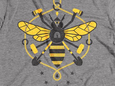 Worker Bee bee tools crest symmetry beeteeth salt lake city