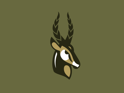 Antelope icon antelope beeteeth