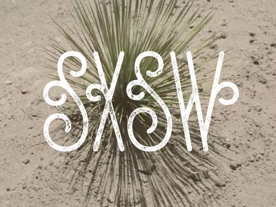 SXSW Type