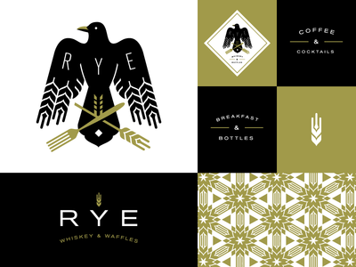 RYE logo icon salt lake city beeteeth
