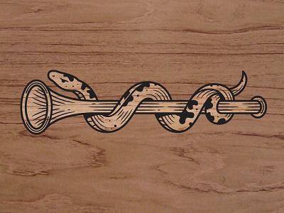 Trumpet beeteeth salt lake city snake trumpet
