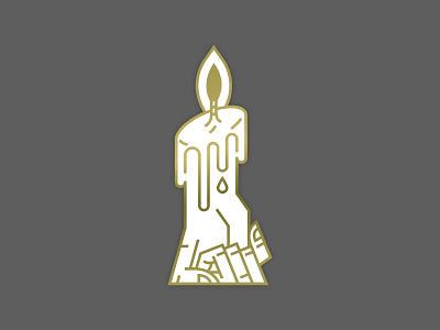 Hand of Glory hand candle beeteeth danhands
