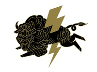 Thunder Bison bolt bison salt lake city beeteeth