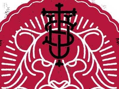 TSU icon tiger monogram beeteeth secret tsu your momagram