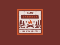 Camp Sandbox Logo