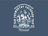 Family Colorado Vacation Shirts