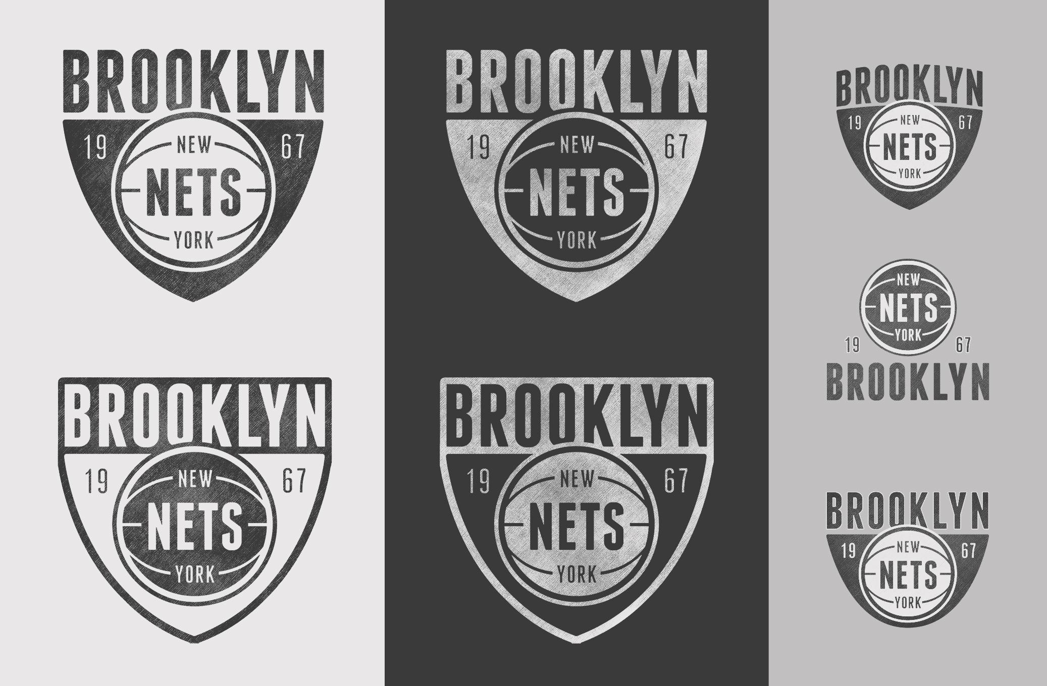 Brooklyn nets dribbble large
