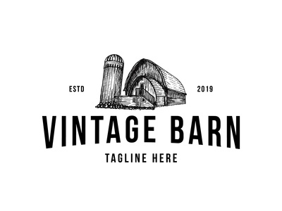 Vintage Barn Rustic