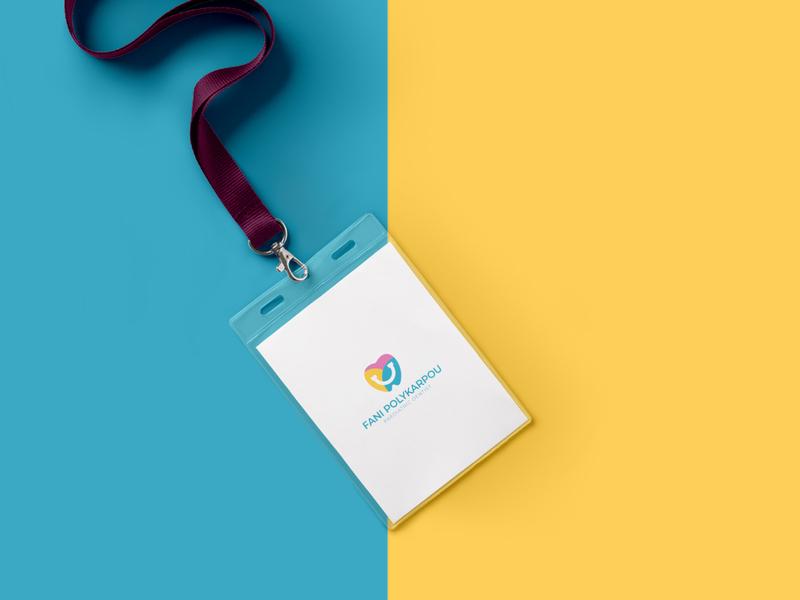 Fani Polykarpou | Logo & Brand Identity Design logo design minimal identity logodesign logo designer logo graphic design graphicdesign branding brand