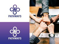 Pathways Logo Design - Networking Event