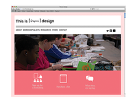 This is Graphic Design website
