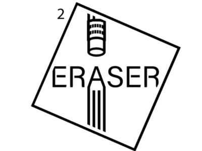 Eraser logo var 2
