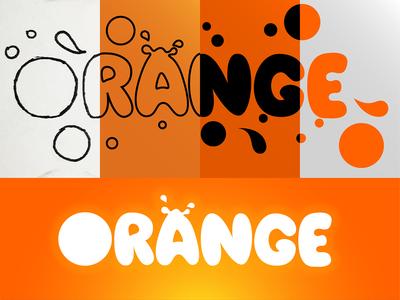 Behind Orange/Blood Orange - Elements