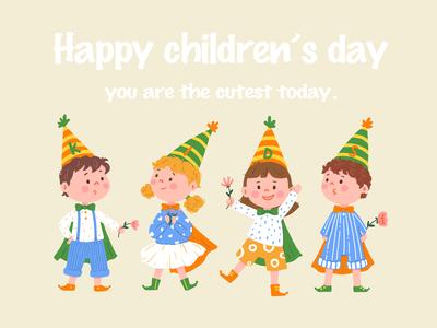 happy children' day !