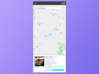 Map Daily UI Challenge Day 29