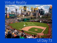 Virtual Reality Daily UI Challenge Day 73