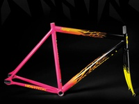 Heavy Pedal Zephyr Pink