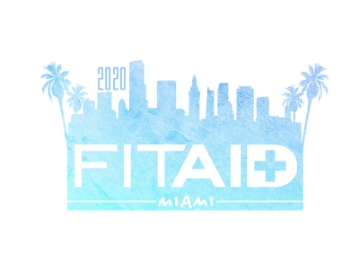 FITAID Wodapalooza T-shirt Graphic miami beverages fitaid crossfit