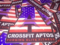 Crossfit Aptos 4th