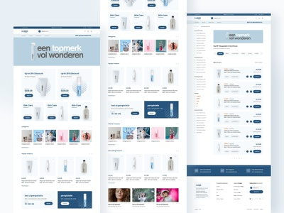 Imago ecommerce shop ecommerce website design ecommerce design shop website online shop online store clean design web design user interface user experience ux ui