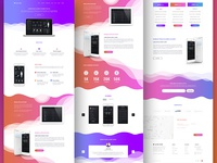Gym Crm - Landing Page