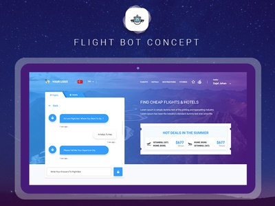 Flight Bot [Concept]