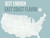 East Coast Flavor