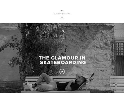 Oakley Features oakley article typography proxima nova minimal features