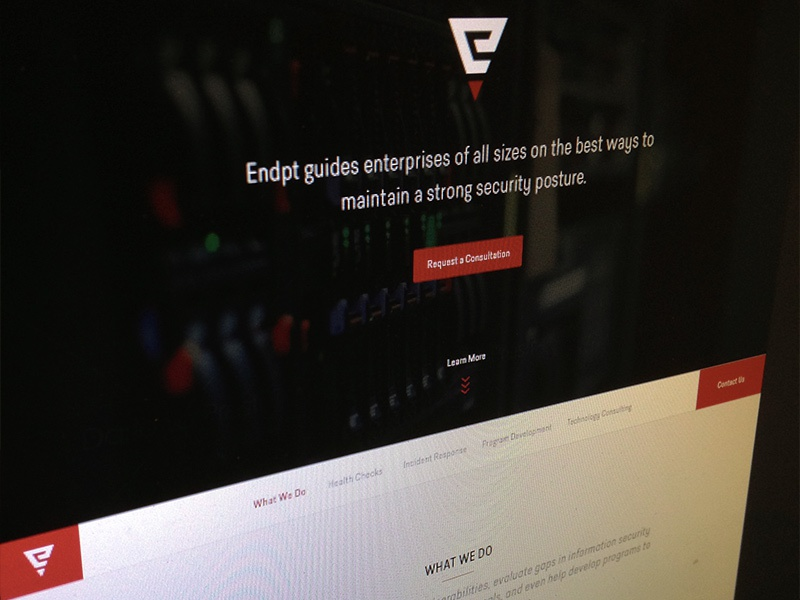 Endpoint hp dribbble