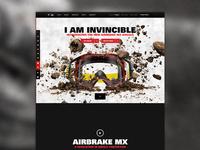 Oakley Minisite - Airbrake MX
