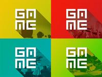 GA.ME <3 Game Branding