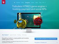 Technology Features (biz.turbulenz.com)