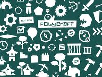 Polycraft UI Illustrations