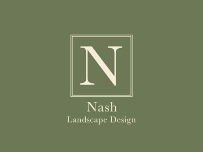 Nash Landscape Design Logo - Variant 2