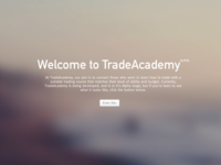 TradeAcademy - New Project