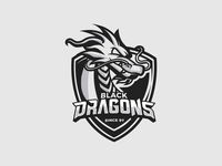 Black Dragons Rebrand