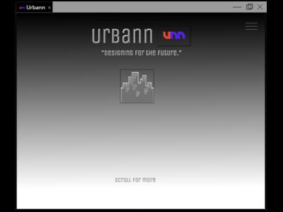 Urbann Home Page