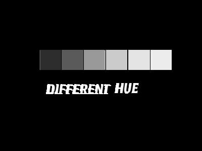 Different Hue (Rebrand )