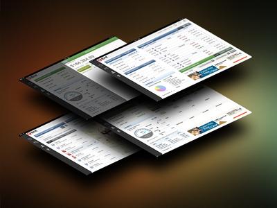 Responsive Banking App