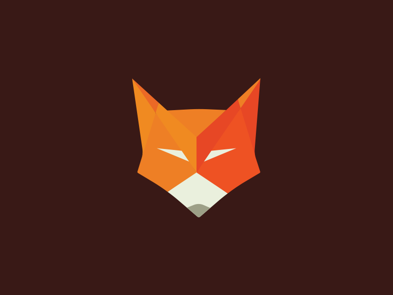 fox headreloart - dribbble