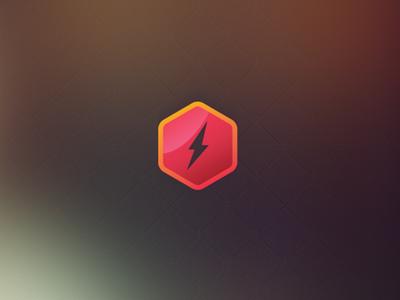 Thunderbolt icon bolt spark icon electricity logo thunder fire electic thunderbolt energy branding