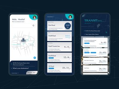 Travel App UI app design ui
